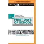 The First Days of School by Harry K Wong