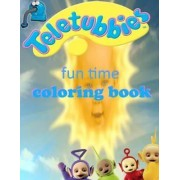 Teletubbies Fun Time Coloring Book by Go with the Flo Books