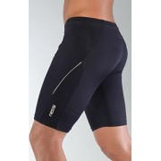 Nessi running spodnie męskie short OSS1 (czarny)