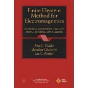 Finite Element Method for Electromagnetics by J. L. Volakis