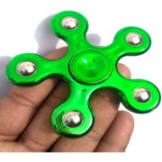 Fidget Spinner- Stress Relief Device (High Quality)- Assorted Colors best spin time up-to 3 to 5 mint spinner toys
