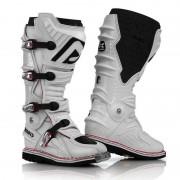 ACERBIS 0017719.030.045 Stivali X-Move 2.0 bianco taglia 45