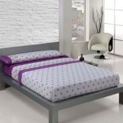 Juego de sábanas estampado Rossana-13