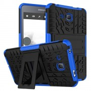 "Blue Shock Proof Kickstand Case For Samsung Galaxy Tab A 7.0"" Cover"