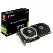 Placa video MSI GeForce GTX 1070 Quick Silver 8G OC, 1607 (1797) MHz, 8GB GDDR5, 256-bit, DL-DVI-D, HDMI, 3xDP