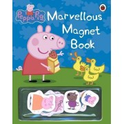 Peppa Pig: Marvellous Magnet Book by Ladybird