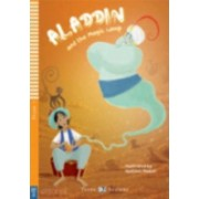 Aladdin and the Magic Lamp + CD by Jane Cadwallader