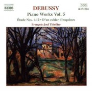 C. Debussy - Piano Works Vol.5 (0730099429429) (1 CD)