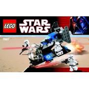 Lego Star Wars - Réf 7667 - Imperial Dropship
