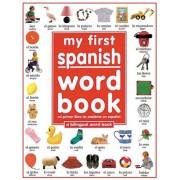 My First Spanish Word Book / Mi Primer Libro de Palabras Enespaaol by DK Publishing