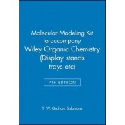 Chemistry Molecular Model Kit by T. W. Graham Solomons
