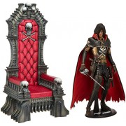 Hot Toys - Htmms223 - Figurine Cinéma - Space Pirate Captain Harlock Deluxe With Throne