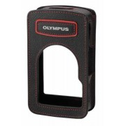 Olympus CSCH-109 Black Leather Body Jacket for TG-1/TG-2