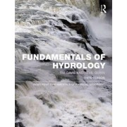 Fundamentals of Hydrology by Tim Davie