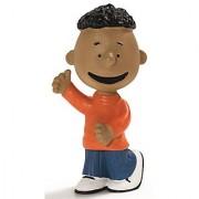 Schleich Peanuts Franklin Figure