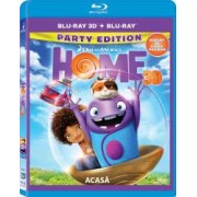 Home BluRay Combo 3D+2D 2015