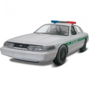 Maquette Voiture : Voiture De Police Ford