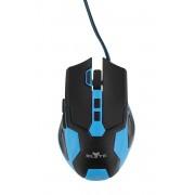 Mouse gaming TnB Fury Black / Blue