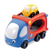 Smoby 211288 Vroom Planet Camion - Mini-vehículo de juguete, diseño de transportador