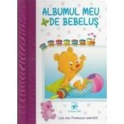 Albumul meu de bebelus roz