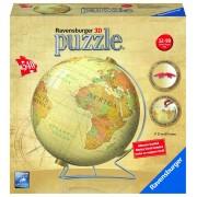 Ravensburger Puzzle 3D Globul lumii antic 540 piese