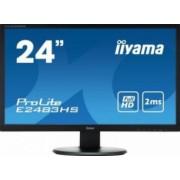 Monitor LED 24 iiyama Prolite E2483HS-B1 Full HD 2ms