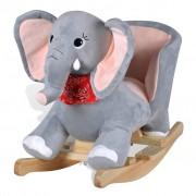 vidaXL Gunghäst elefant