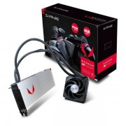 Sapphire RX VEGA 64, 8GB HBM2, HDMI, 3xDP, LiquidC