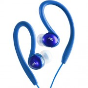 JVC HA-EBX5-AN Sport-Clip Headphones (Blue)