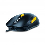 Mouse gaming Genius GX Scorpion M6-600 Black Orange