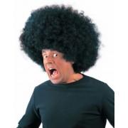 Parrucca Modello Afro NERA Black - UNISEX