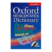 Oxford Wordpower Dictionary for Learners of English - Dictionary and CD-ROM