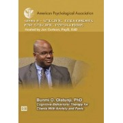 Cognitive-Behavioral Therapy for Clients with Anxiety and Panic [DVD]