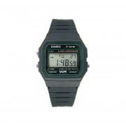 Reloj Casio Pulso Vintage Digital F-91W-3DG-Negro