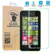 tinxi High Transparency 0.3mm Ultra-thin Tempered Glass Screen Protector for Nokia Lumia 530 with 9H Hardness Anti-scra