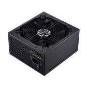 Tooq TQEP-600SP - Fuente de alimentación (600 W, 1200 rpm, ATX), negro