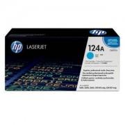 HP 124A (Q6001A) cyan toner 2000 sidor