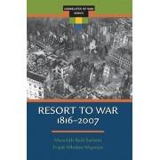 Resort to War by Meredieth Reid Sarkees