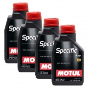 Ulei motor MOTUL SPECIFIC FORD 913D 5W-30 (4x1) 4L