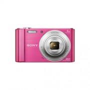 """Fotoaparát SONY DSC-W810P, 20,1Mpx, f/3.5-6.5, 6x zoom, 2.7""""LCD, ružový"""