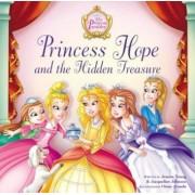 Princess Hope and the Hidden Treasure by Jacqueline Kinney Johnson