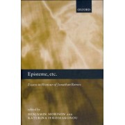 Episteme, Etc. by Benjamin Morison