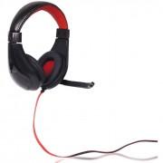 Casti 4World Over-Head DuoColor 09957 Black-Red
