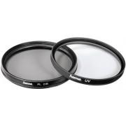 Set Filtre Foto Hama UV/Polarizare, 67 mm