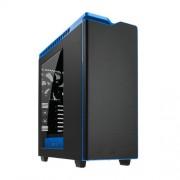 Nzxt H440 Case da Gaming, Nero/Blu