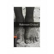American Oxford Bookworms: Stage 2: Robinson Crusoe by Daniel Defoe