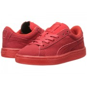 PUMA Kids Suede Iced (Little KidBig Kid) High Risk Red