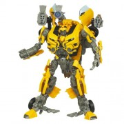 Transformers Dark of the Moon Mechtech Leader Bumblebee