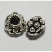 Bile 6*4.5mm, Argint 925
