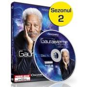 Discovery - Prin gaura de vierme cu Morgan Freeman sezonul 2 disc 4 (DVD)